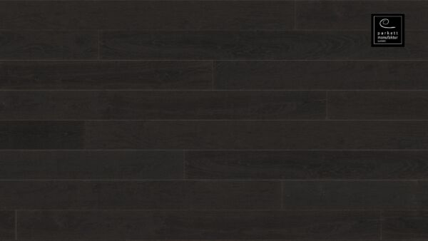 529066 parkettmanufaktur by HARO Landhausdiele 4 V Eiche carbonschwarz Selectiv strukturiert Ver