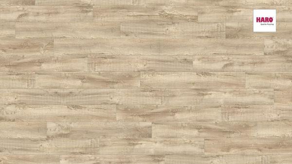 537259 HARO CORKETT Arteo XL 4 V Shabby Oak weis strukturiert Ver