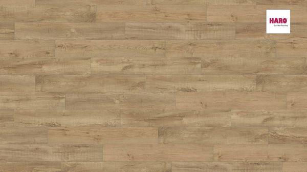 537260 HARO CORKETT Arteo XL 4 V Shabby Oak invisible strukturiert Ver