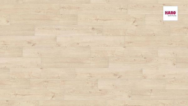 537262 HARO CORKETT Arteo XL 4 V Eiche Portland weis strukturiert Ver
