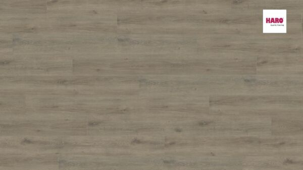 541521 HARO Laminatboden Gran Via 4 V Eiche Veneto mocca authentic matt Ver