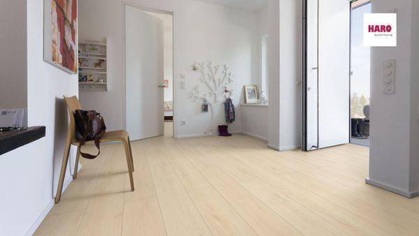 Laminat T 200 Gran Via 4 V Eiche Veneto sand 537375 Int01