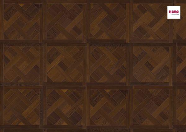 Parkettmanufaktur Tafel 4 V Basket Esche Arabica Mezzo 535299 Ver A3