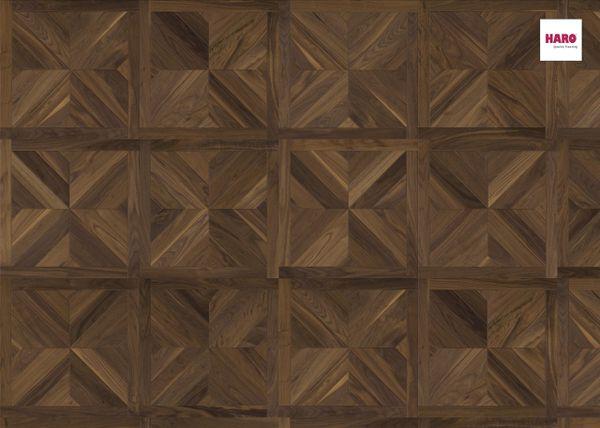 Parkettmanufaktur Tafel 4 V Central Amerik Nussbaum 535325 Ver A3